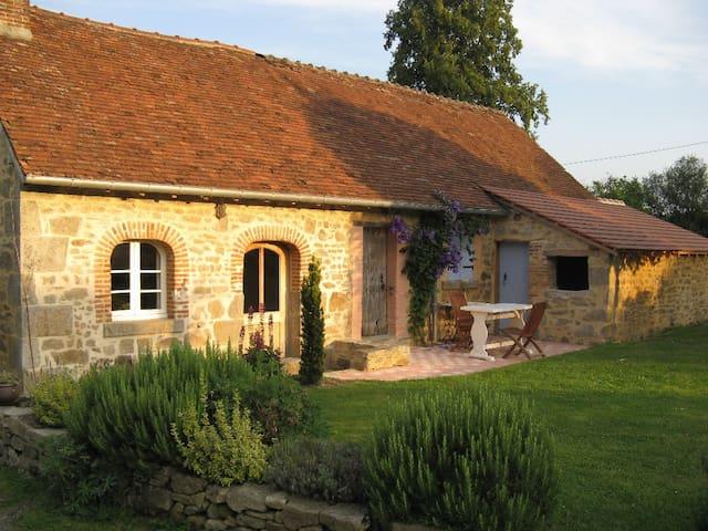 Gite pour 3 personnes - Saint-Vaury - House