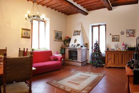 """Appartamento """"Eroica"""" Via Ricasoli - Gaiole In Chianti"""
