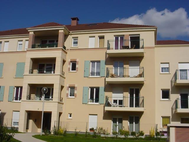 8 rue Arthur Rimbaud 93160 Noisy le - Noisy-le-Grand - Apartamento