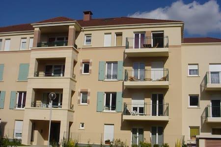 8 rue Arthur Rimbaud 93160 Noisy le - Noisy-le-Grand - Wohnung