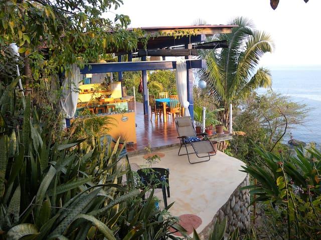 Casa Azul, Yelapa, Puerto Vallarta - Yelapa - Casa