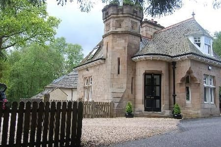 Dalnair Castle Lodge 379236 - Croftamie