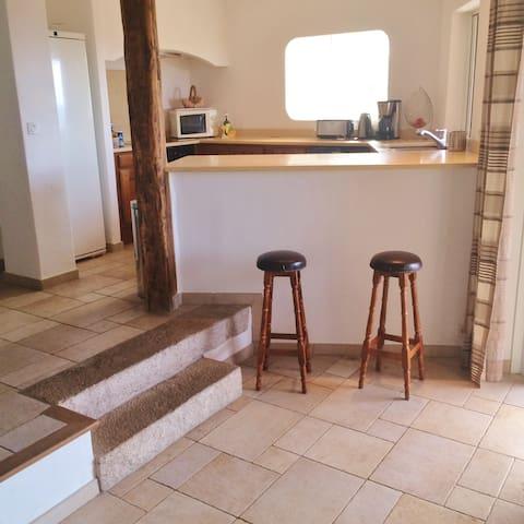 Chambre privée 2L avec PDJ a Porto Vecchio - Porto-Vecchio - Bed & Breakfast