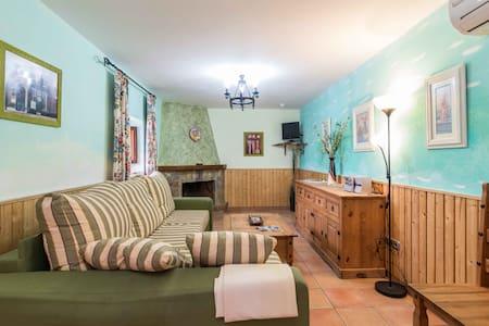Apartamento Rural para 4 personas - Taberno