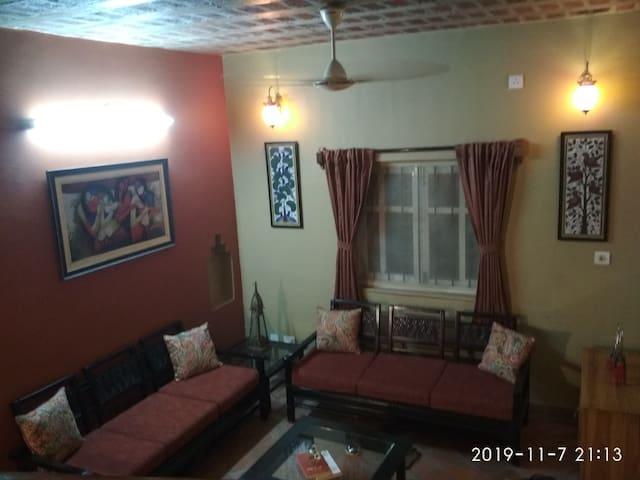 Baithakkhana - Living room