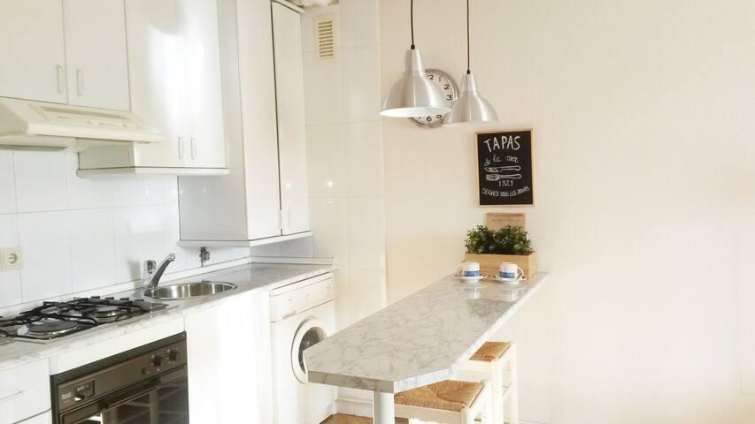 Coqueto y acogedor apartamento - Salamanca - Huoneisto