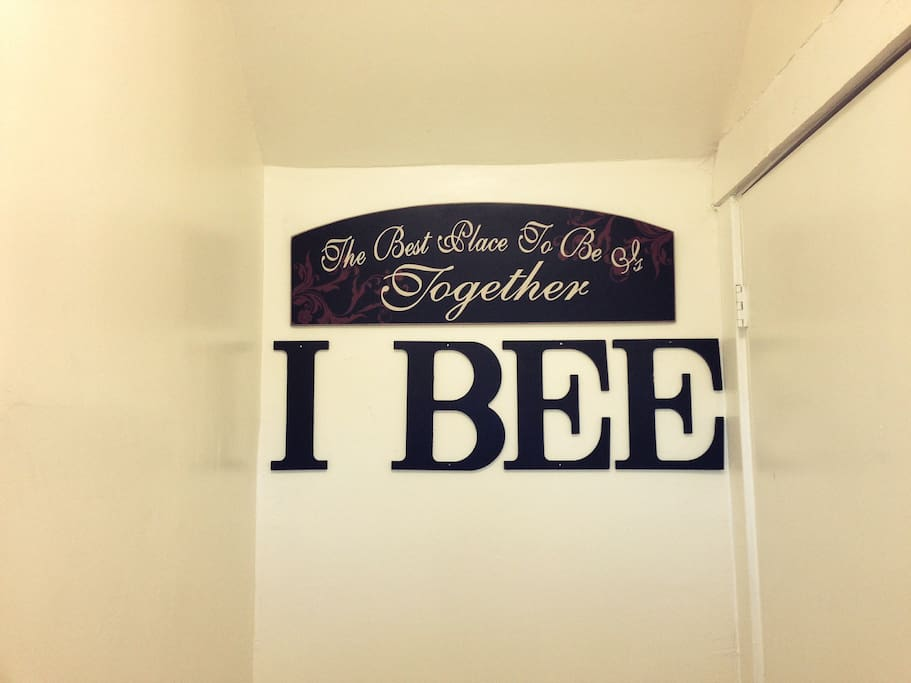 """""""The best place to bee, is together at the IBEE """""""