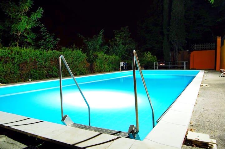 Casa Schatz - Lago di Cavedine - Pietramurata - Huis