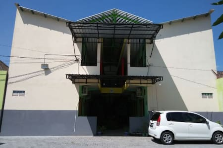 Budget Hotel At Madiun, East Java
