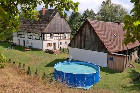 Baker's Cottage (farmhouse 1808)