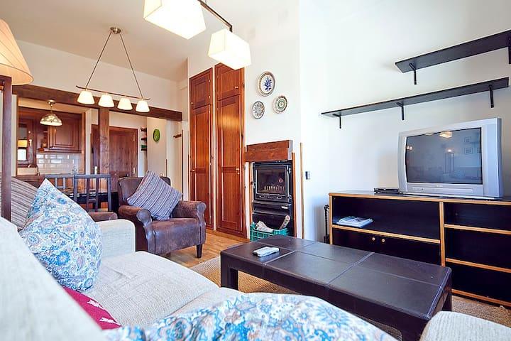 Apartment for 5 Baqueira slopes - Baqueira