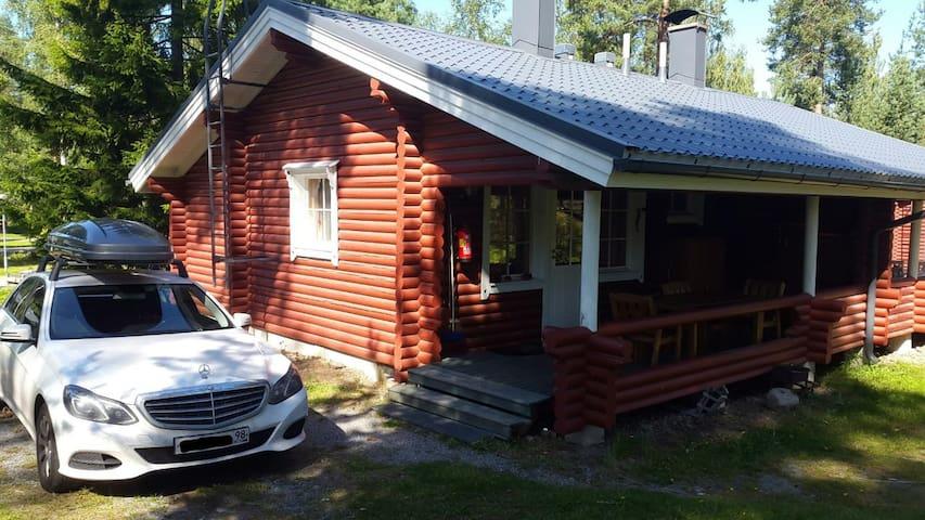 Уютный дом в Пункахарью - Punkaharju, Suomi - Hus