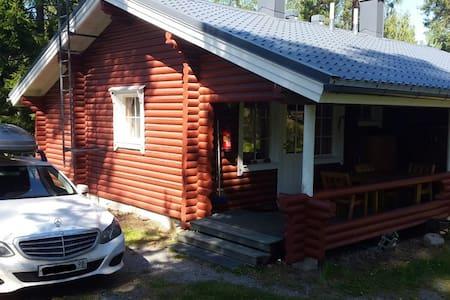 Уютный дом в Пункахарью - Punkaharju, Suomi