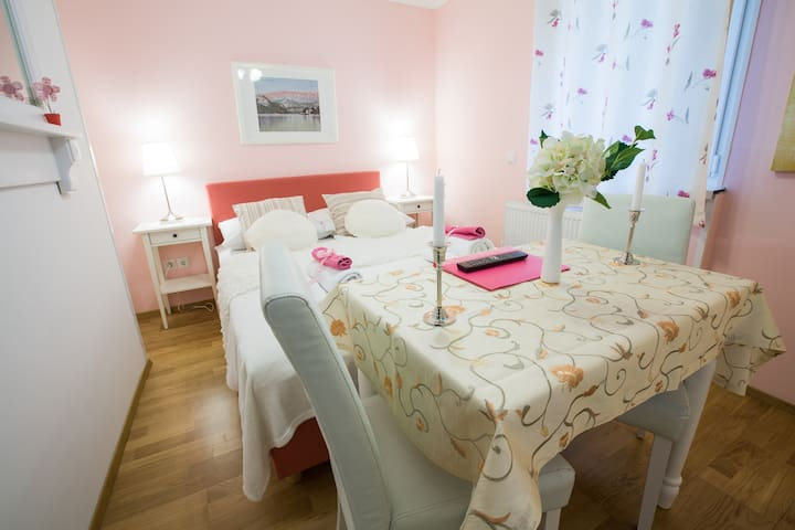 Double room without Lake view - Bled - Bed & Breakfast