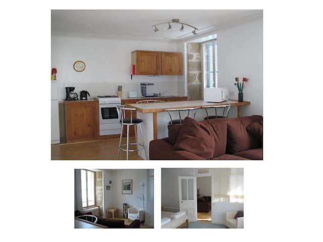 3 Place des Arbres, gîte - Felletin - Apartment