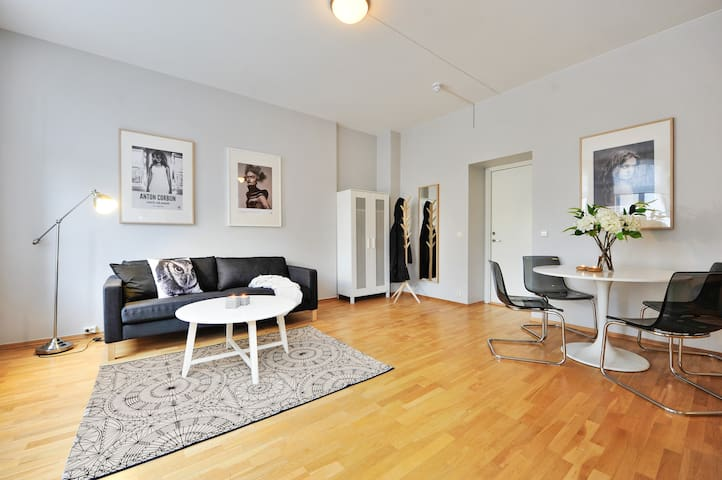 Sven Brungate 3, 1 bedroom (National Theater area) - Oslo - Daire
