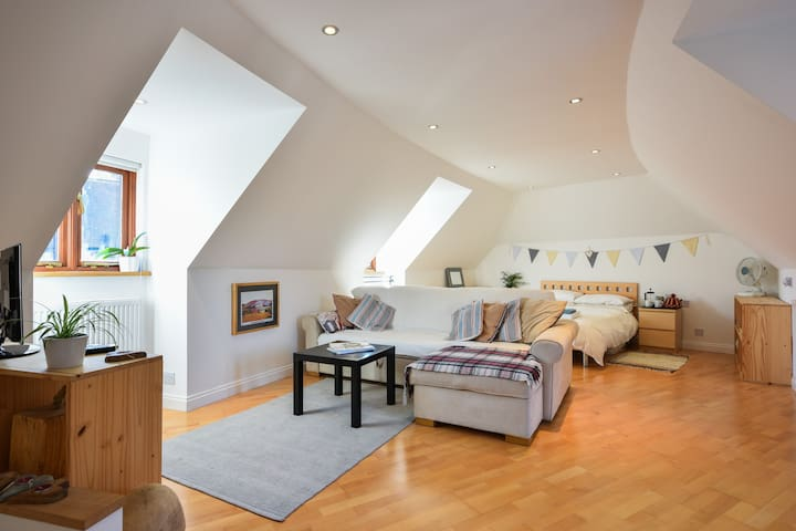 Private Studio flat in Ditchling - Ditchling - Leilighet