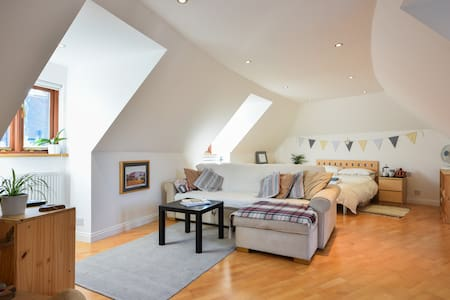 Private Studio flat in Ditchling - Ditchling - Flat