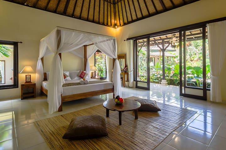 Pool&Garden View 1bed Room Villa Sandat