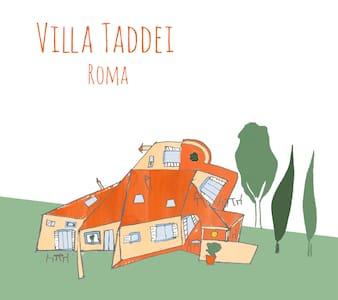 Villa Taddei - near and away - Ardea - บ้าน