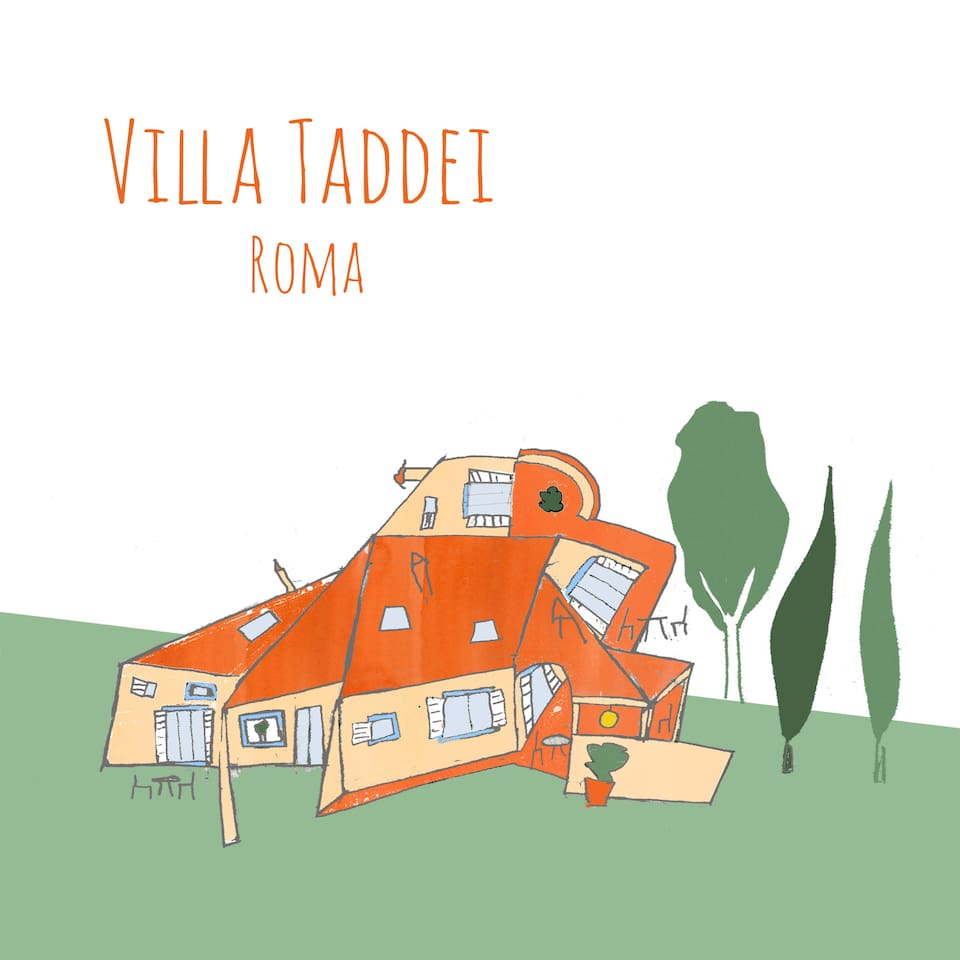 Villa Taddei - near and away