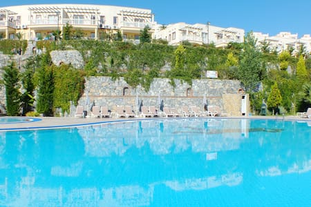 2 BEDROOM APARTMENTS WITH POOL A8 - Milas - Wohnung