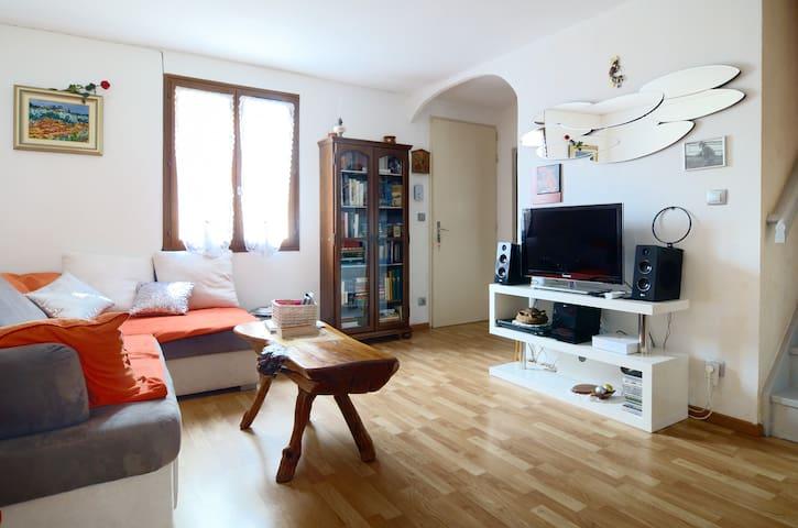 2 chambres disponibles pour 3 - Gignac-la-Nerthe - Casa