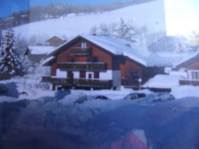 appartement résidence des neiges - Habère-Poche - Pis
