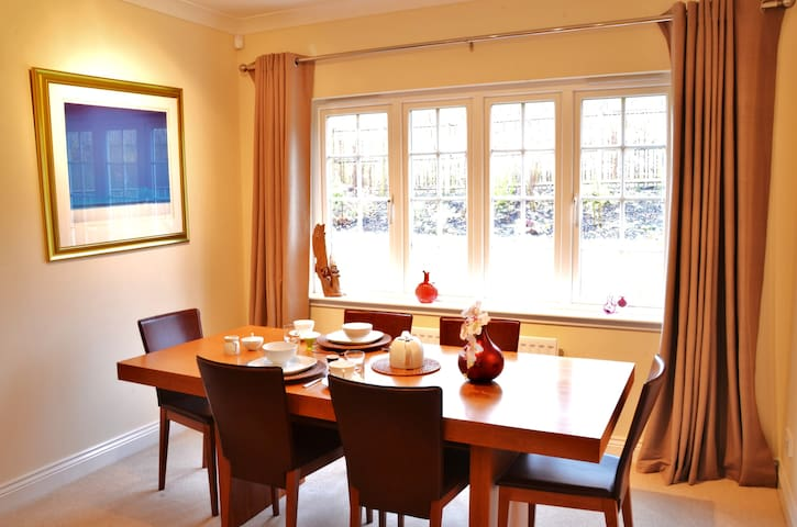 Room with en-suite in Glasgow, B&B - Glasgow - House