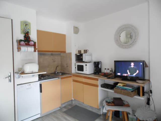 appartement résidence des neiges - Habère-Poche - Apartment