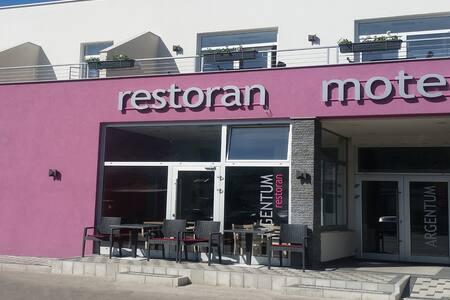 Motel Argentum - Triple room - Mostar