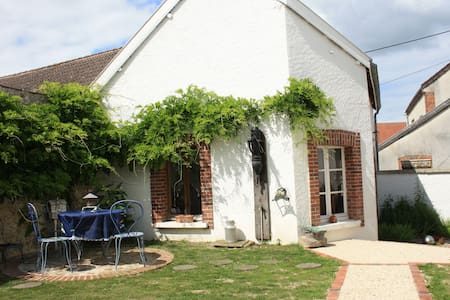 Gite cosy pr 4 ds village viticole - Cramant - House