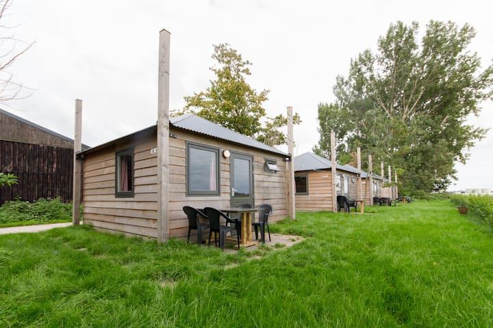Luxe kamperen bij de boerderij - Schellinkhout - Huoneisto