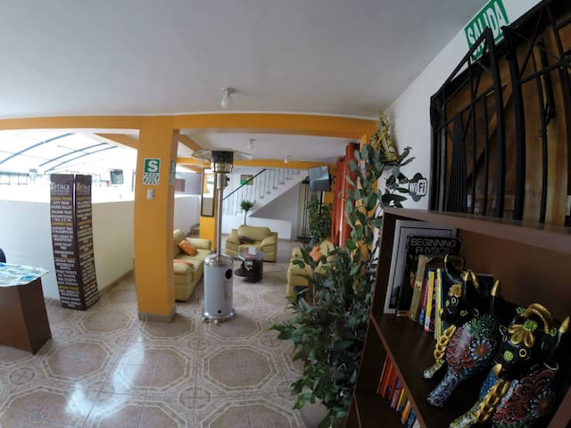 CUSCOPACKERS HOSTELS