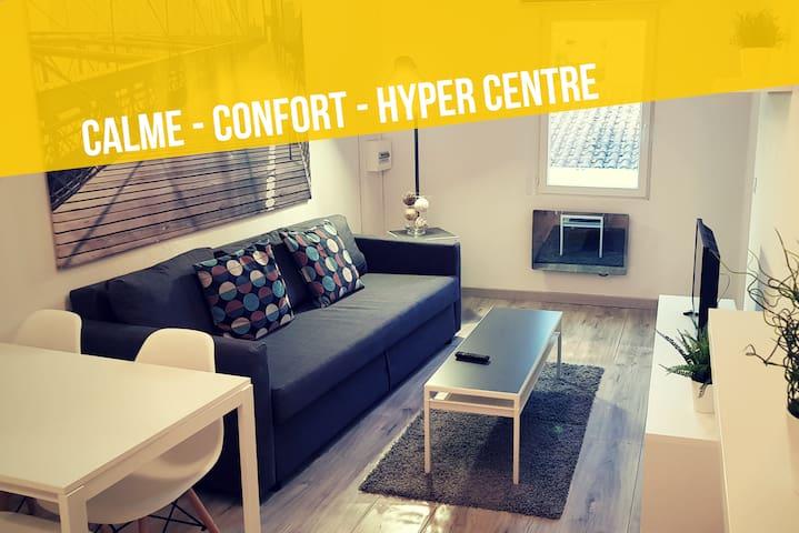 Appartement l'Etoile ★ Calme ★ Centre historique