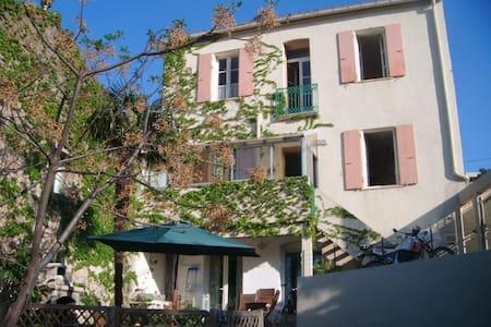 Bord de mer jardin,proche collioure - Port-Vendres - Διαμέρισμα