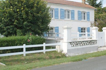 Gîte Les 3 Marie - Saint-Germain-du-Seudre