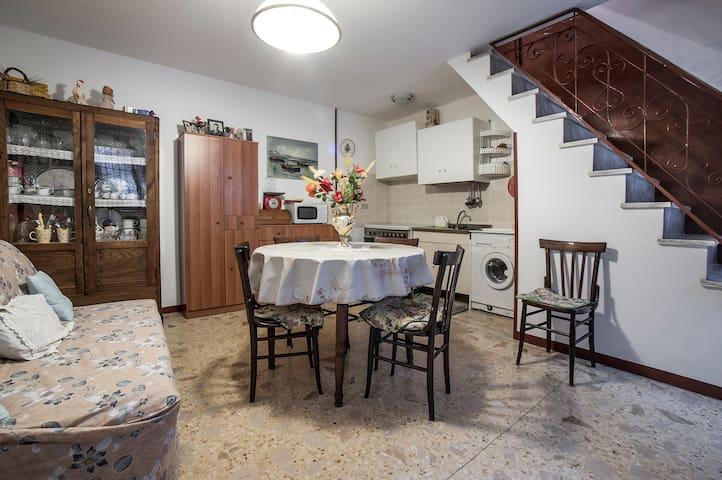 Tra mare e collina, casa tipica - Fagnano Castello - Talo