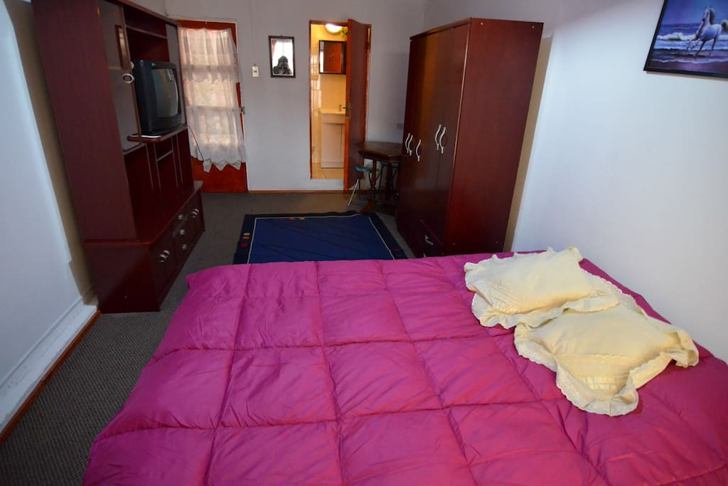Habitación privada, baño privado. - Houses for Rent in ...