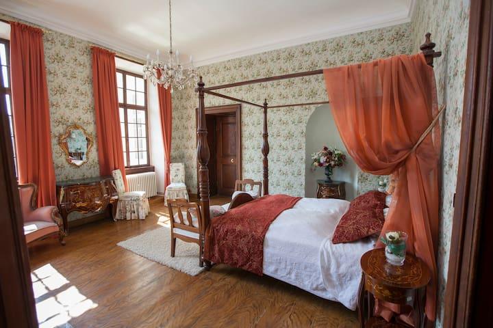 Traumsuite im Schloss Miel - Swisttal - Şato