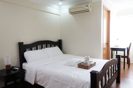 Spartan Room in Central Cebu City - Condominio