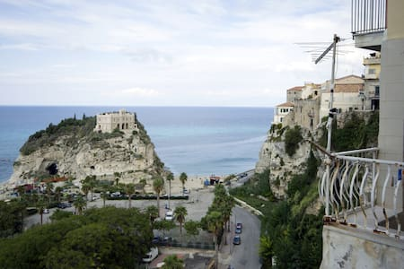 Romantic studio apartment - Tropea - Pis