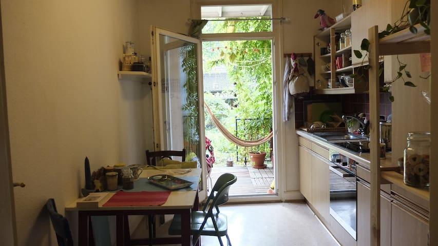 little green island in  basel - Basel - Apartment