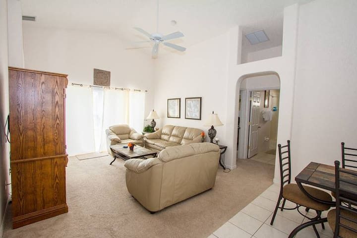 Your Home Near Disney/Universal/Sea World - Clermont - Huis