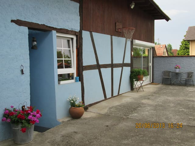 GITE ou B&B en Centre Alsace - Bindernheim - Bed & Breakfast