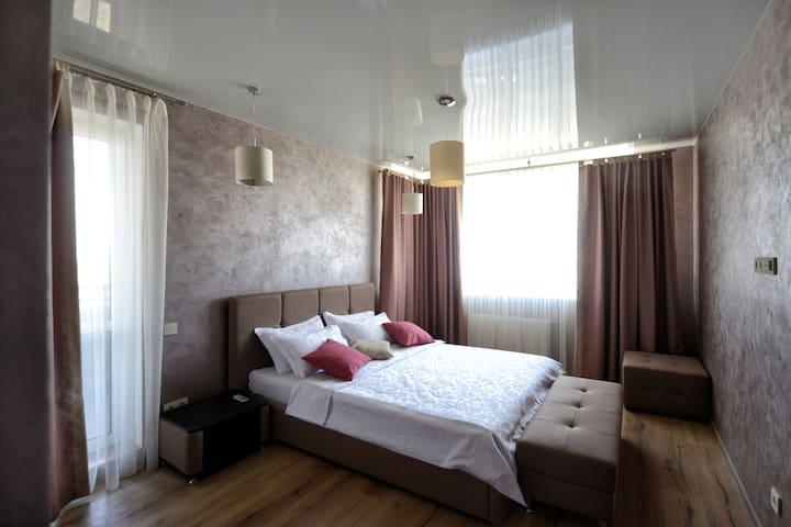 VIP апартаменты с панорамным видом