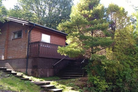 3 bedroom Lodge on Loch Awe - Dalmally, Argyll - Cottage
