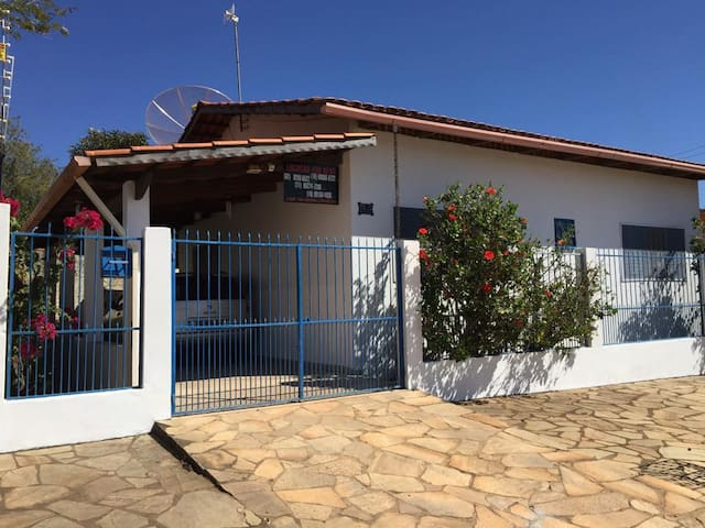 House for Rent with two bedrooms in Abadiânia