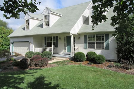 Quiet home near Longwood Gardens 4 - Avondale - Rumah