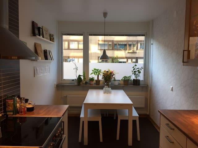 Bright, modern home in central Gothenburg - Göteborg - Appartement